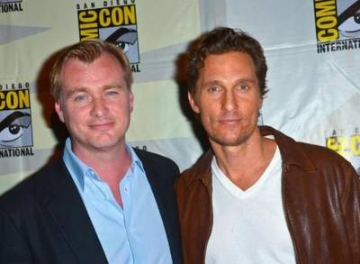 News video: Christopher Nolan: 'Interstellar' Harkens Back To '2001: A Space Odyssey'