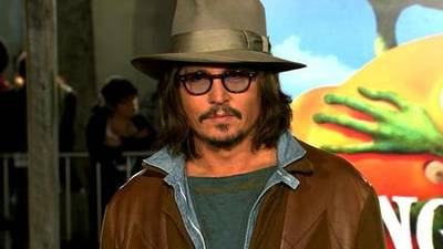 News video: Johnny Depp Hasn't Shown Up for Reshoots